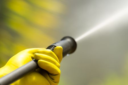 Jackson township pressure washing services